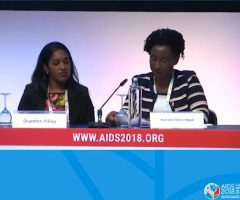 Jordan Kyongo presentation at the IAS 2018